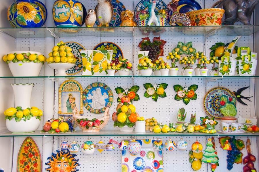L intramontabile fascino della ceramica vietrese